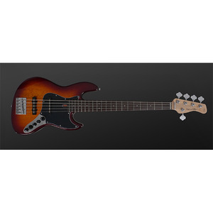 SIRE MARCUS MILLER V3 BASS GUITAR 5ST TOBACCO SUNBURST COLOR